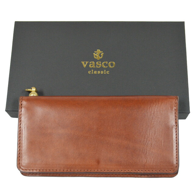 LEATHER VOYAGE LONG WALLET VSC-701
