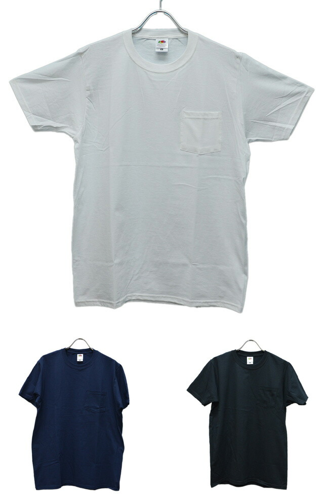 PACK TEE POCKET J3930PHD 2枚組