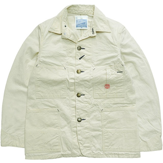 9oz. OFF TWILL WORK COAT