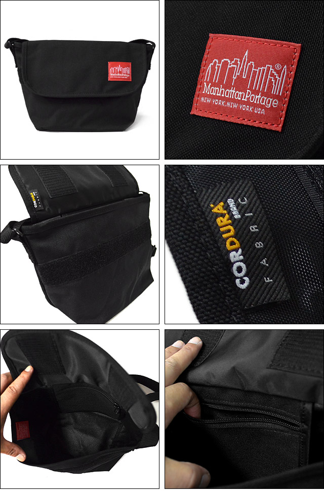 NYLON MESSENGER BAG (XXS)