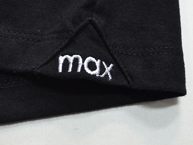 Masterpiece max Tee BLACK