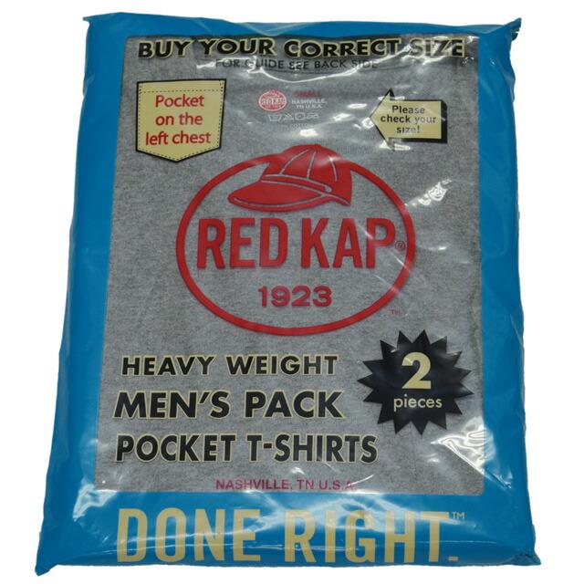 Heavy Weight Crew Neck Pocket Pack Tee GRAY SP2PJ