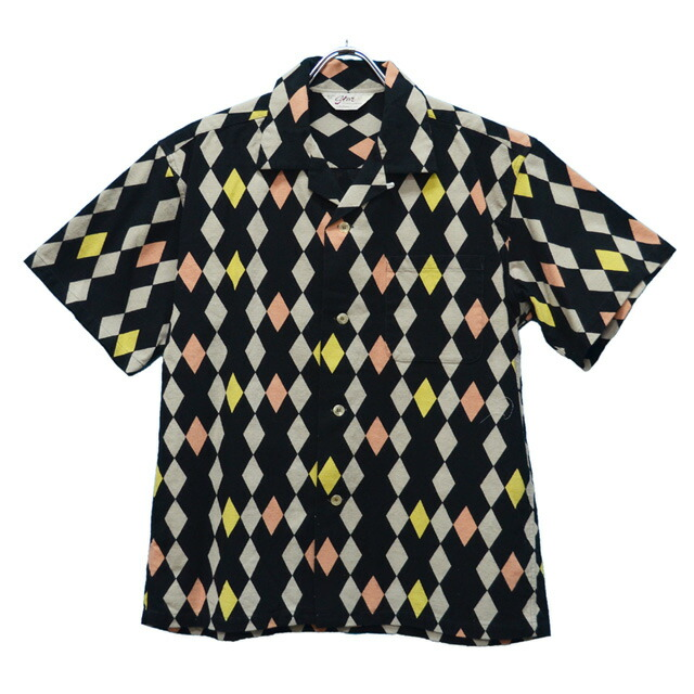 DIAMONDS S/S OPEN SHIRT SH37596
