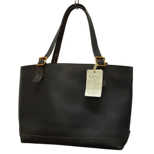 LEATHER TRAVEL TOTEBAG 17SS-VS263L