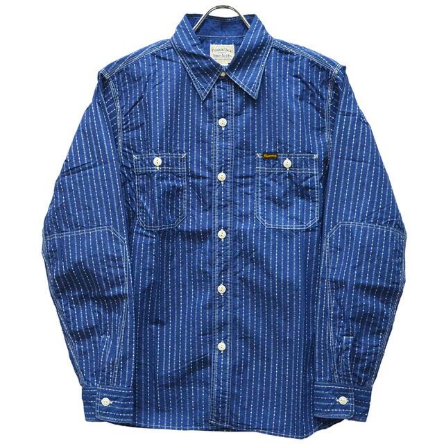 WABASH ワークシャツ 720WS-W(STANDARD)