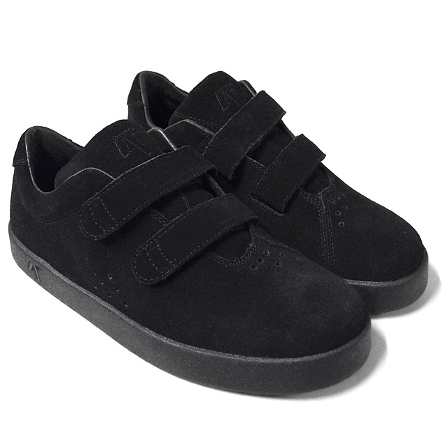 MODEL i (velcro) ALL BLACK
