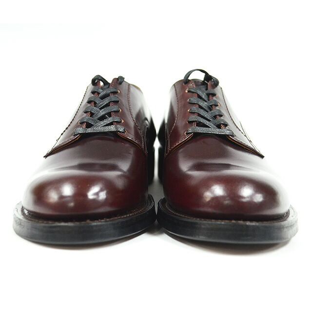 【予約】PLANESHOES BURGUNDY