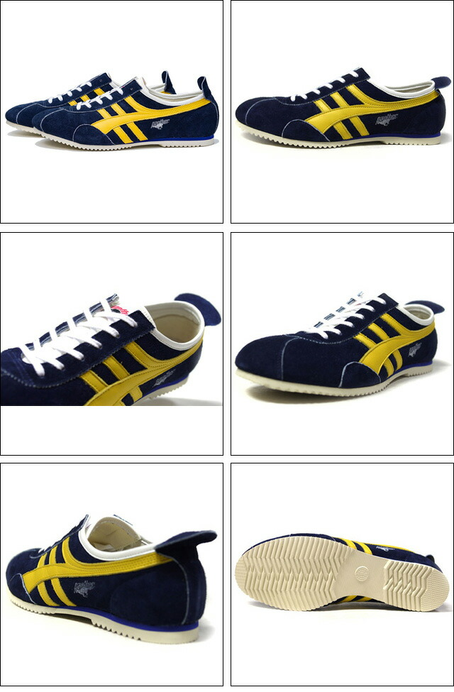 PANTHER GT DELUXE NAVY YELLOW PTJ0010-1807