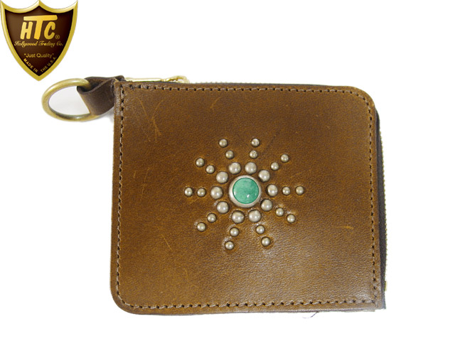 TYPE5 COIN CASE #STAR BURST TQ L.BROWN