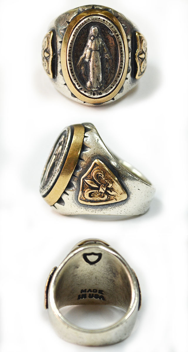 MEXICAN RING #OVAL MARIA