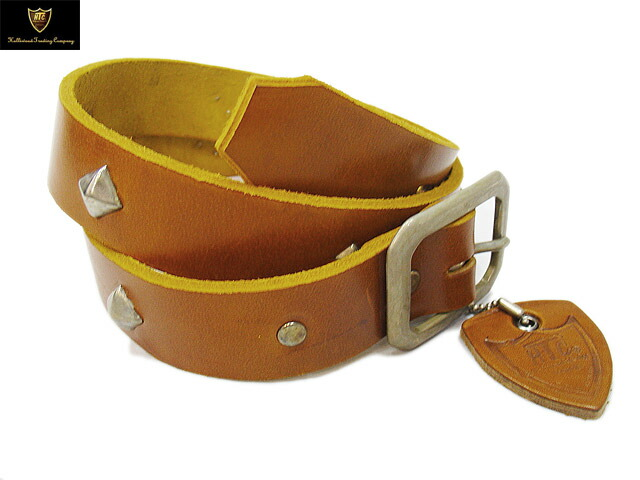 #PYRAMID L&R 1.25inch BELT L.BROWN