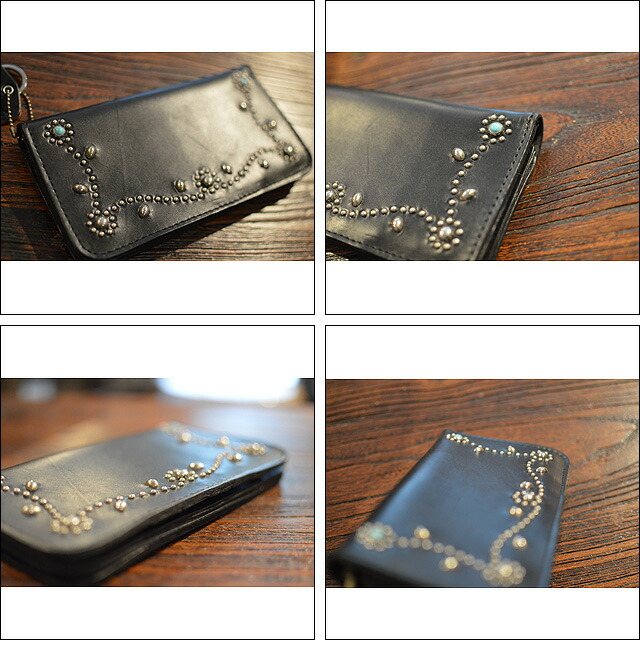 TYPE1 WALLET #SN33 TQ BLACK