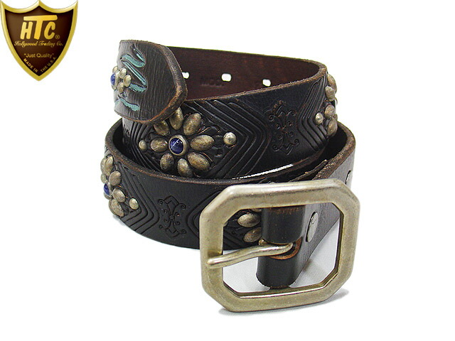 CRUISER 1.25inch BELT DARK BROWN