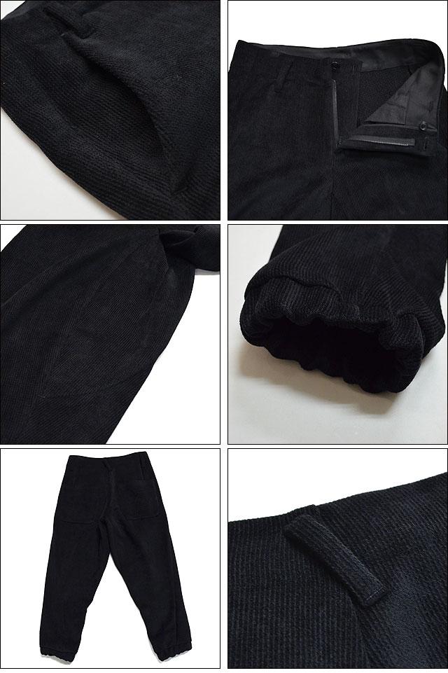インシームゴア イージーアクションパンツ BLACK