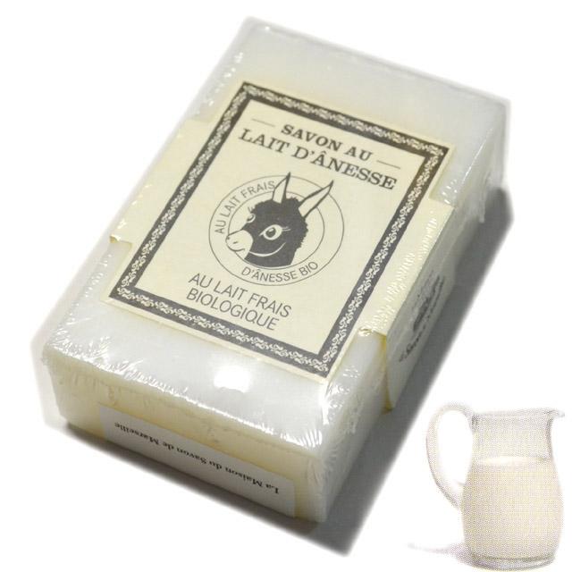 プロヴァンス クリーミーロバ石鹸 フレッシュロバミルク