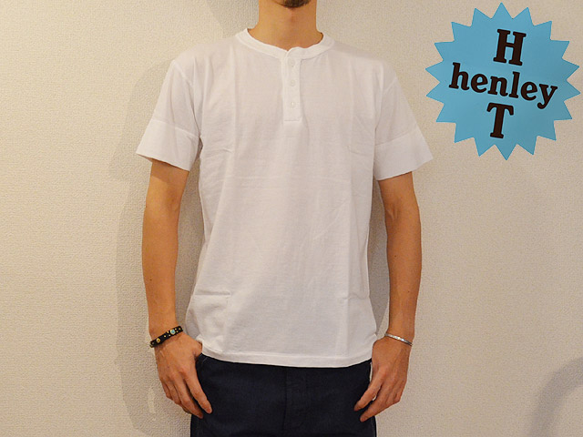 SD HENLEY PACK T WHITE