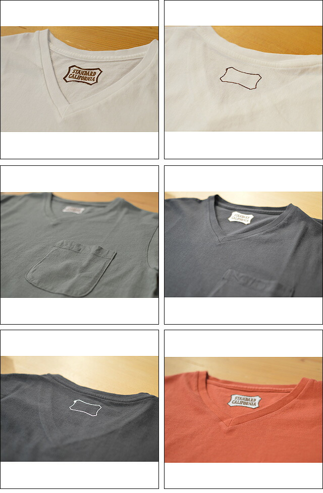 SD Shield Logo Pocket V Neck