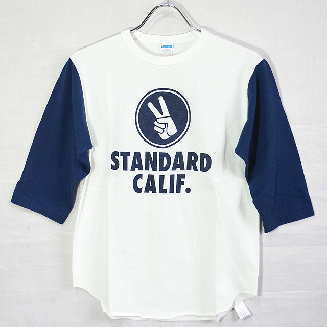 CHAMPION×SD Baseball T TSBCA128