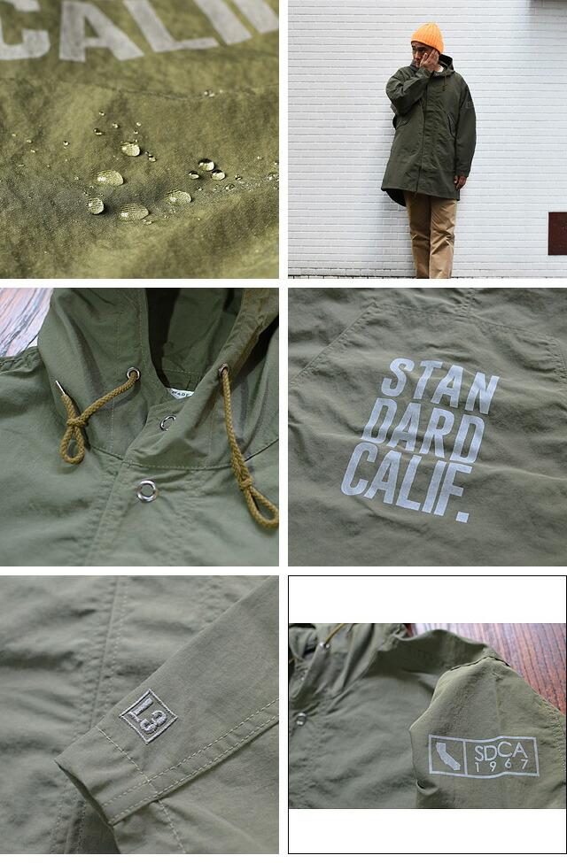 SD M51 Field Hood Coat DLS, L3 OLIVE OUNLA280
