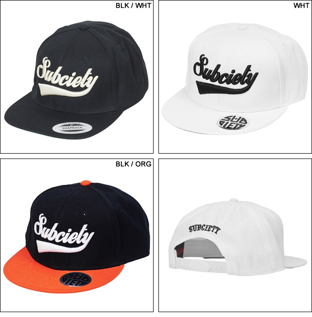 SNAP BACK CAP -GLORIOUS-
