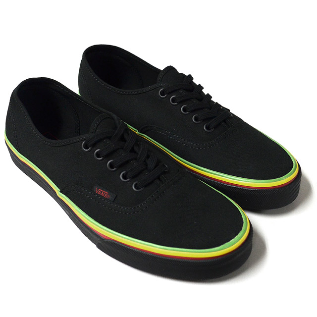 VANS AUTHENTIC(RASTA) Lifestyle VN0A38EMIZM