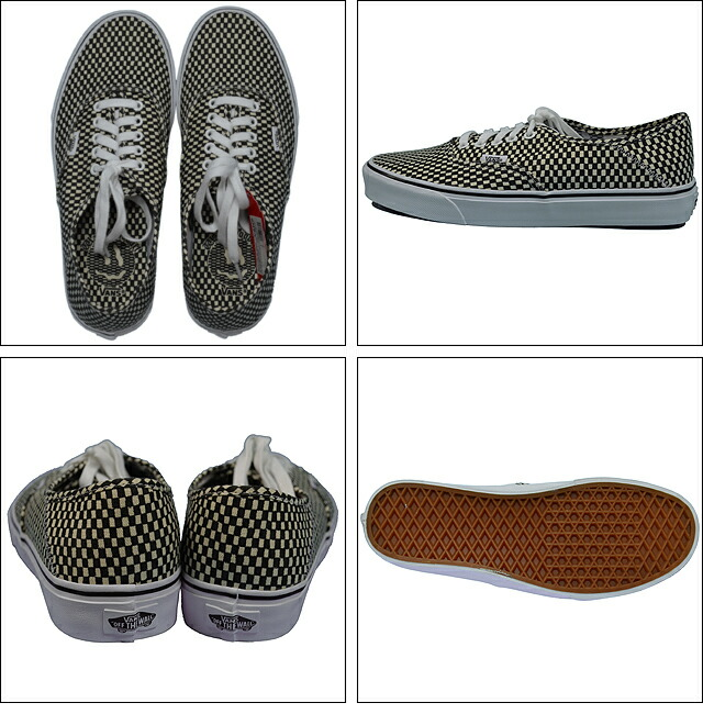 VANS AUTHENTIC SF SURF/SANDAL Checkerboard VN0A38EMBZN3D