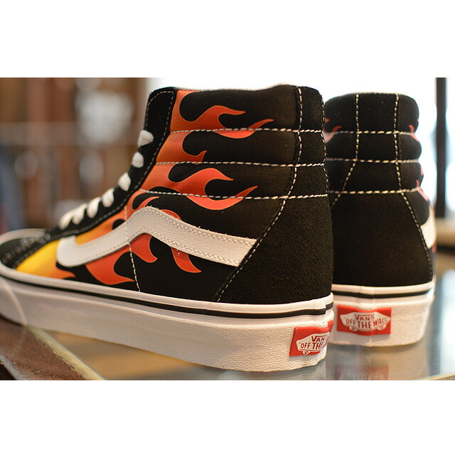 SK8-HI(FLAME PACK) REISSUE VN0A2XSBPHN FLAME