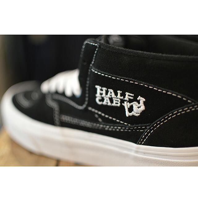 HALF CAB Black/White Lifestyle VN000DZ3BLK