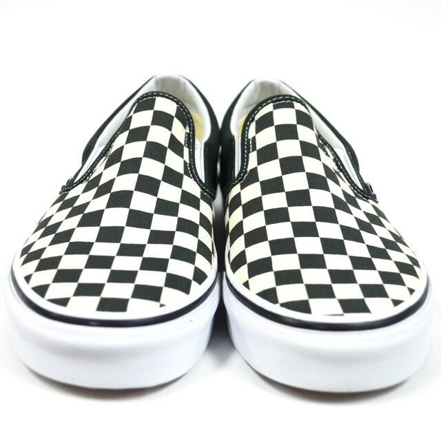 CLASSIC SLIP-ON Lifestyle CHECKERBOARD VN0A38F7QTJ