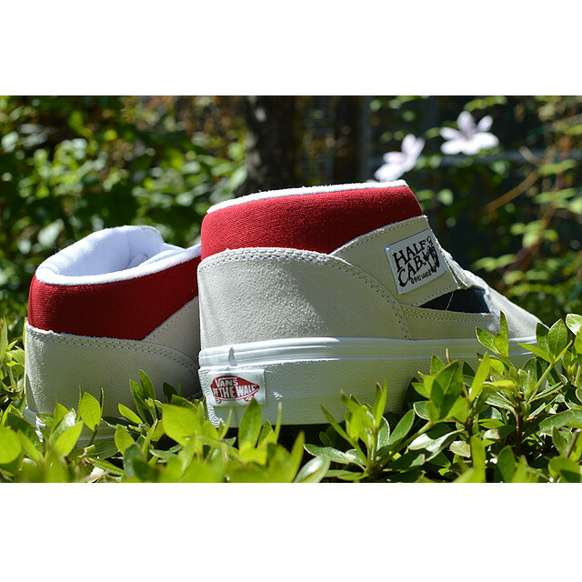 HALF CAB Lifestyle(Retro Block)white/red/dress blues VN0A348EQKN