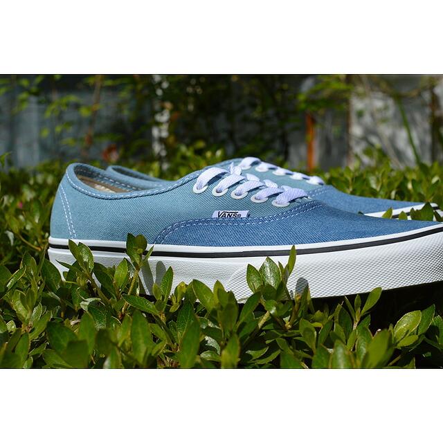 AUTHENTIC Lifestyle (Denim 2-Tone) blue/true white VN0A38EMQ69