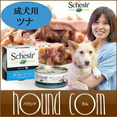 Schesir(シシア)/ドッグ ゼリータイプ ツナ