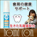 The bad breath in my dog HAPPY PRO plaquo liquid for professional dog dental calculus takes 5P13oct13_b