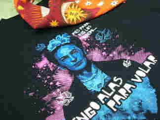 フリーダカーロのTシャツ、ポスター、フリーダTシャツ、メキシコTシャツ