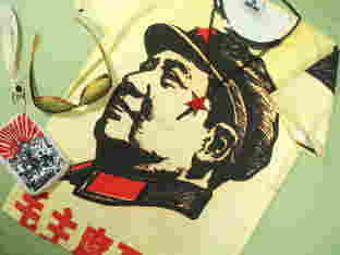 毛沢東Tシャツ、MAOTシャツ、中国共産党、人民解放軍