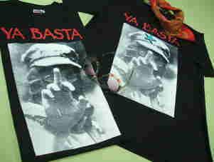 マルコスTシャツ、マルコス副司令官のTシャツ、サパティスタのTシャツ、EZLNのTシャツ