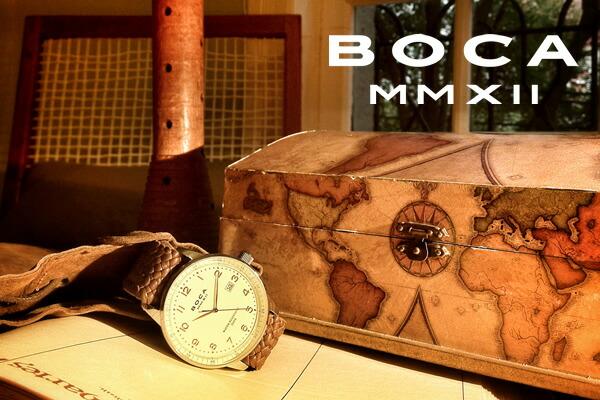 ボカ BOCA 腕時計