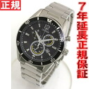 Citizen alternative ALTERNA CITIZEN eco-drive Chronograph Watch VO10-6742F citizen alternative