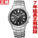 Citizen CITIZEN collection eco-drive solar radio watch watches mens PA watch AS1050-58E