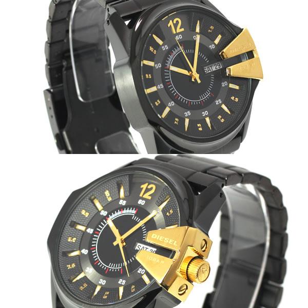ディーゼル DIESEL 腕時計 DZ1209 メンズ ブラック