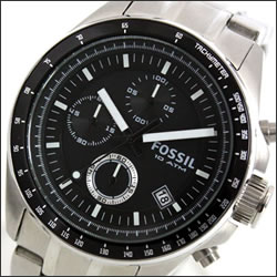 FOSSIL フォッシル 腕時計 SPEEDWAY CH2600 文字盤アップ