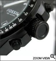FOSSIL フォッシル 腕時計 SPEEDWAY CH2601 ケースサイド