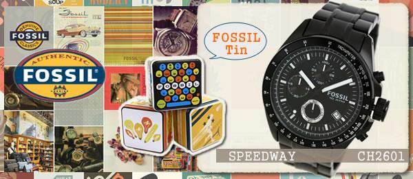 FOSSIL フォッシル 腕時計 SPEEDWAY CH2601 イメージ画像