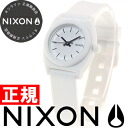 Nixon NIXON Small thyme Teller P SMALL TIME TELLER P watch Lady's white NA425100-00