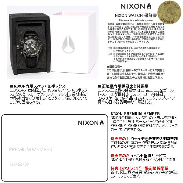 ニクソン ボックス
