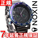42-20 42-20 Nixon NIXON Kurono CHRONO watch Lady's / men chronograph gunmetal / multi-NA0371698-00