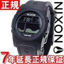 Nixon NIXON rhythm RHYTHM watch mens black digital NA385001-00