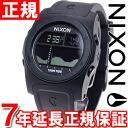 Nixon NIXON rhythm RHYTHM watch mens black digital NA385001-00