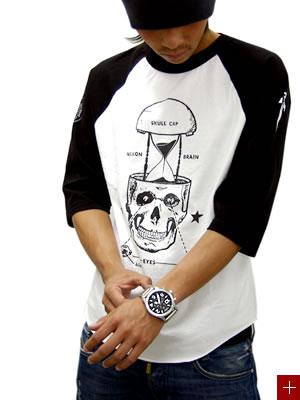 NIXON 腕時計 ニクソン 51-30 CHRONO NA083000-00 ブラック 着用