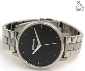 ニクソン NIXON 腕時計 KENSINGTON NA099000-00 ブラック 横置き